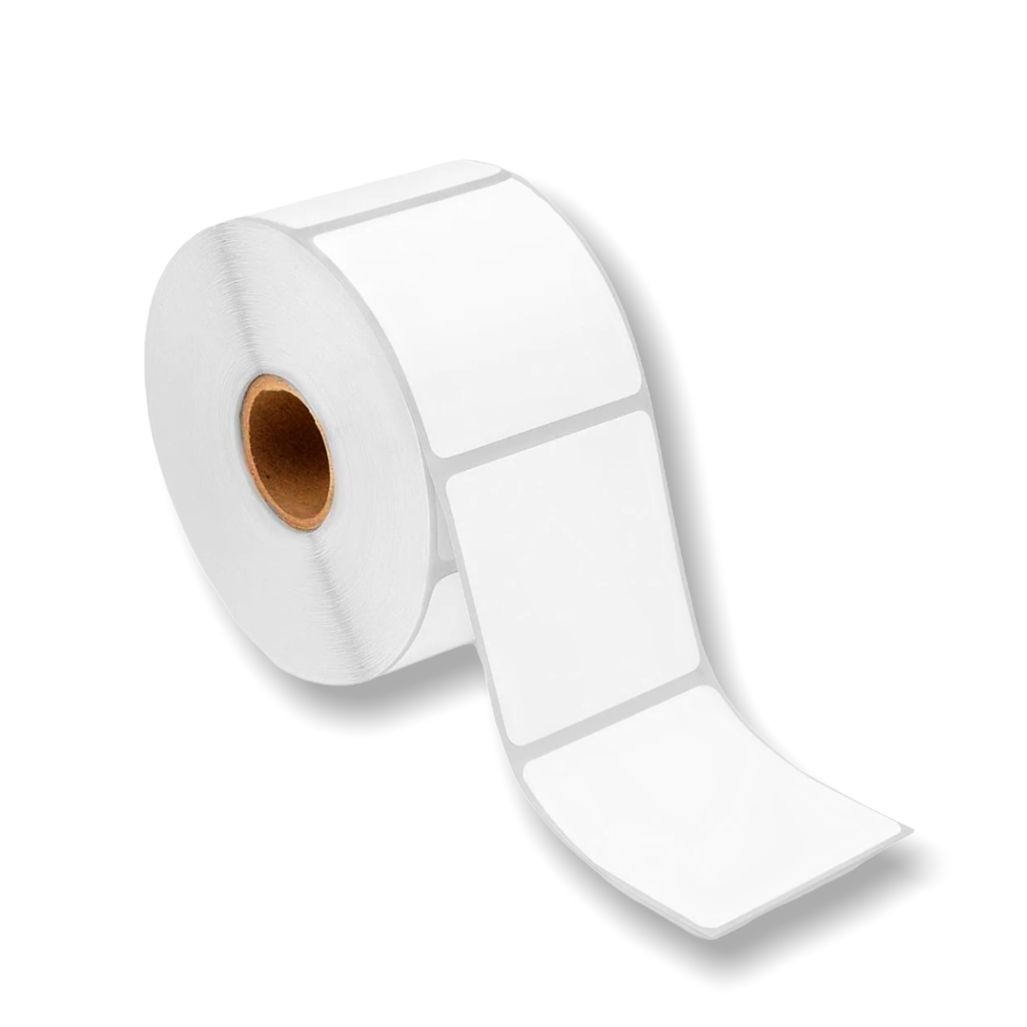 """2.5"""" x 4"""" Desktop Direct Thermal Labels - 350 Labels Per Roll / Removable Adhesive"""