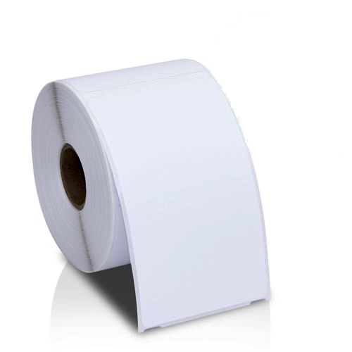 "Removable Adhesive Dymo Compatible 30256 Shipping Labels - 2-5/16"" x 4"", 300 Labels Per Roll"