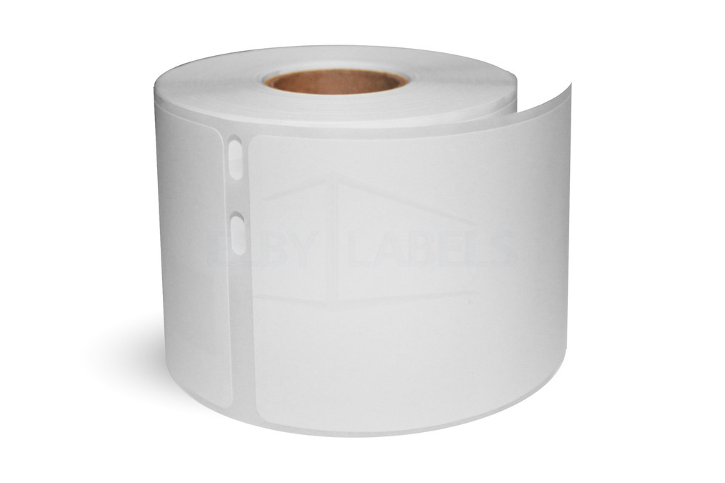"Removable Adhesive Dymo Compatible 30323 Shipping Labels - 2-1/8"" x 4"", 220 Labels Per Roll"