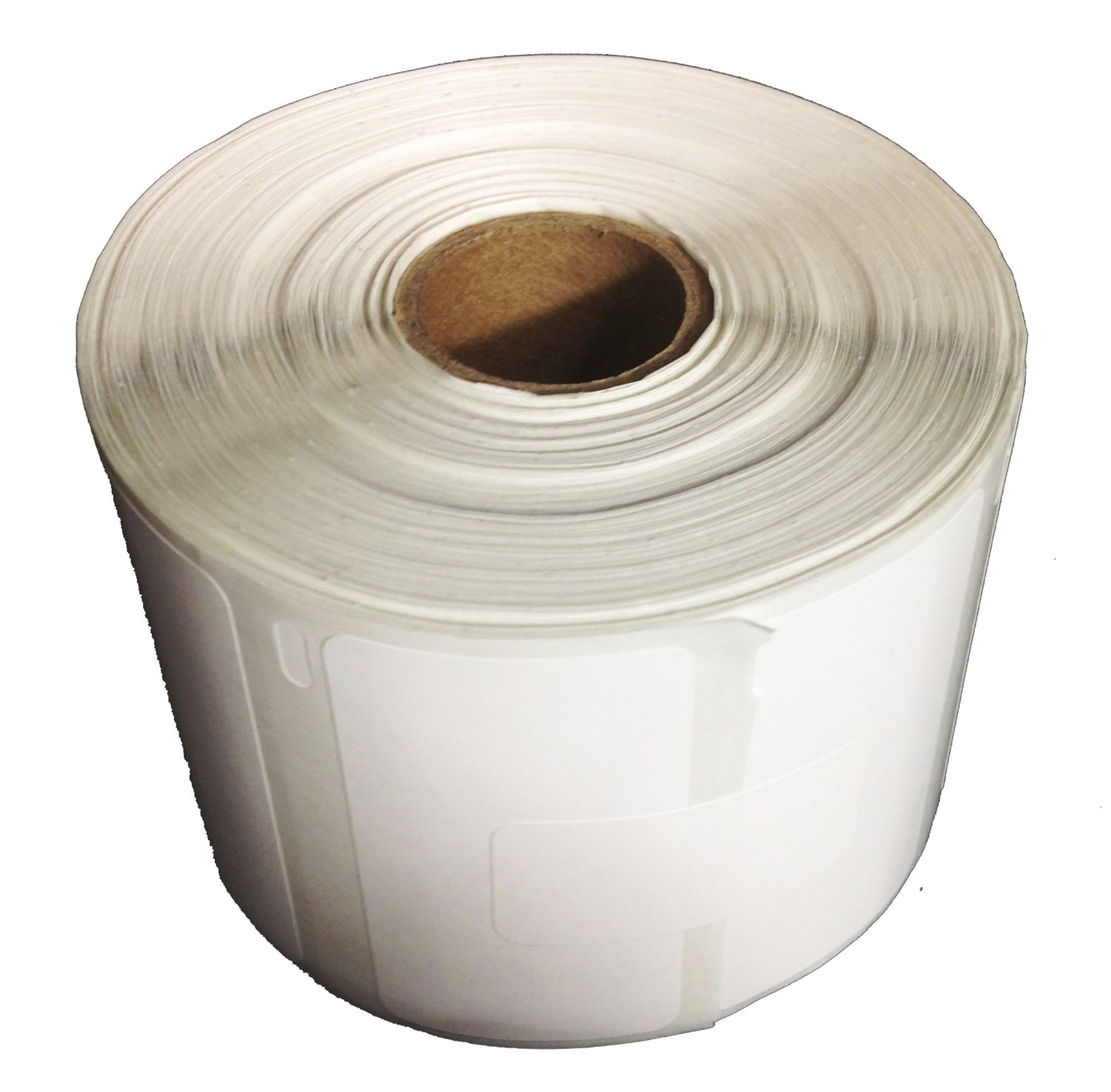 "Dymo Compatible 30334 Identification Labels - 2-1/4"" x 1-1/4"", 1000 Labels Per Roll"