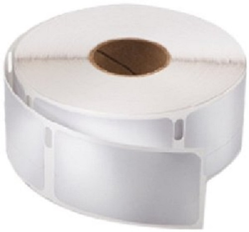 """Dymo Compatible 30347 Book Spines Labels - 1"""" x 1-1/2"""", 750 Labels Per Roll"""