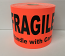 "FRAGILE Handle with Care - Br/Red 4"" x 6"", 250 Labels Per Roll"