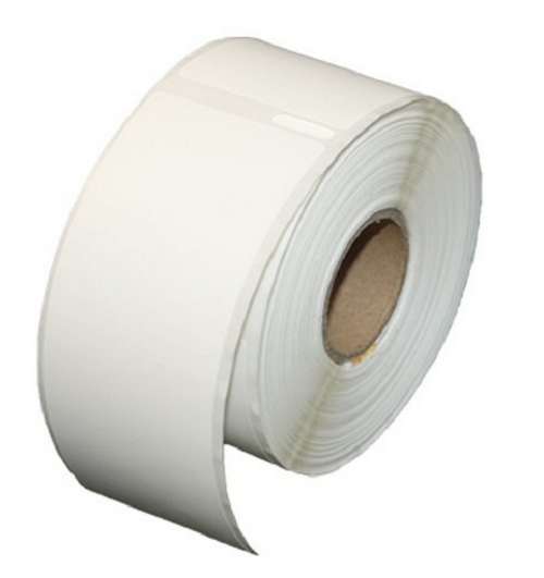"Dymo Compatible 30321 Multi Purpose Labels - 1-4/10"" x 3-1/2"", 260 Labels Per Roll"